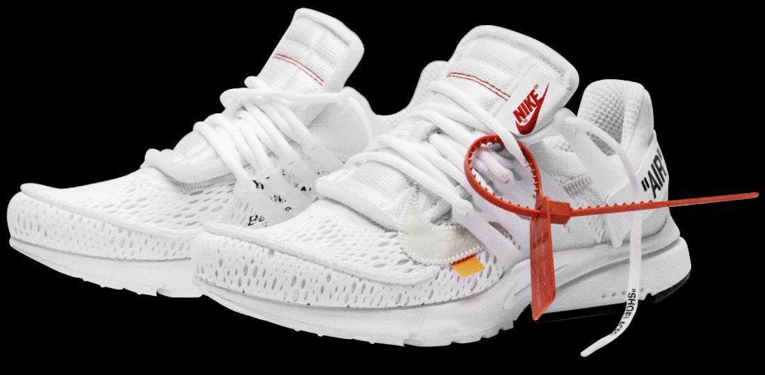 on sale 7770a 453b5 OFF-WHITE™ C/O Nike Air Presto Online Raffle